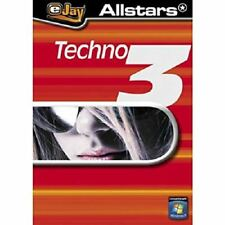 eJay Allstars Techno 3 - Create his music Techno as a DJ.