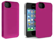 Annex Holda Case for Apple iPhone 4/4S w/ Discrete Compartment for Credit Cards