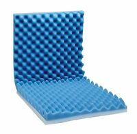 Lumex 7-1999E Wheelchair Cushion with Back Support