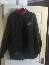 More details for rare michelob 2001 ryder cup 1/4 zip golf jacket size large