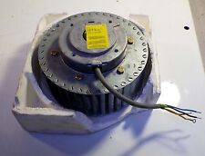 """1 NEW 97157222/044 3-PHASE SQUIRREL CAGE BLOWER MOTOR 7""""x7""""x3"""""""