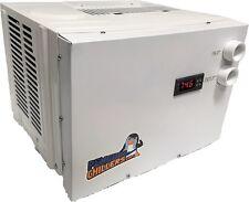 NEW 1/2 HP - AQUARIUM WATER CHILLER, SALTWATER CORAL TANK, HYDROPONICS