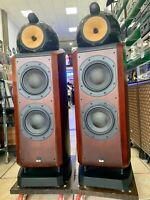 BOWERS & WILKINS B&W 802D NAUTILUS 500Wts Speakers No Diamond Refurbished Hi End