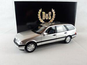 Mercedes-Benz C220 Modèle T (S202) 1996 Neuf Meilleur De Show BOS029 1:18