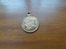 United Kingdom 1911 King George V & Queen Mary Coronation Medallion