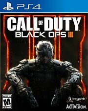 Call of Duty: Black Ops 3 - Playstation 4 Brand NEW Next Gen Hot Title!!