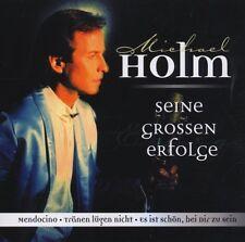 "MICHAEL HOLM ""SEINE GROSSEN ERFOLGE"" 2 CD NEUWARE"