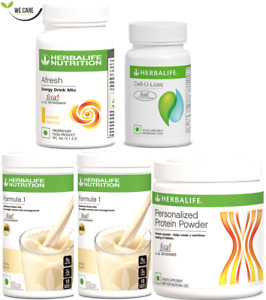 HERBALIFE - Weight Management Program with Cell U Loss