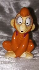 Disney's Aladdin Sidekick Abu the Monkey Ceramic Figurine Disney China