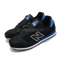 New Balance ML373MST D Black Blue White Men Casual Shoes Sneakers ML373MSTD