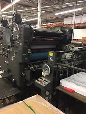 Sorsz Heidelberg Press 28 x 40 printing pressNeed room Price reduced