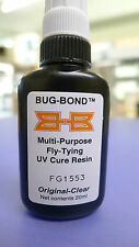 Bug Bond CLEAR UV Kleber zähflüssig Bug Bond 20ml UV CLEAR