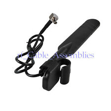 5dbi 698-2700MHz 4G LTE mobile phone blade/clip antenna TS9 plug for MF668+ MF62