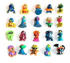 Collectible Craze Pocket Monsters 'FINGS' toy figures job lot  + Moshi
