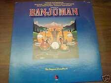 Banjoman Soundtrack-lp-joan Baez Byrds Earle Scruggs