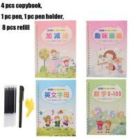 Magic Calligraphy That Can Be Reused Handwriting Copybooks-Sets For Kids Writing