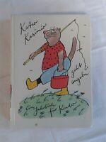 Kater Kasimir geht Angeln, ein Jahrbuch für Kinder, DDR 1988