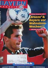 Programm 1999/00 FC Bayern München - SC Freiburg