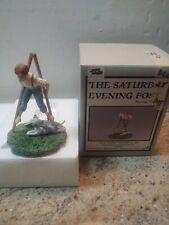 "Norman Rockwell The Saturday Evening Post ""Stilt Walker"" Dave Grossman New"