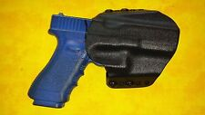 HOLSTER BLACK KYDEX FITS GLOCK 17/22/31 OWB Outside Waistband