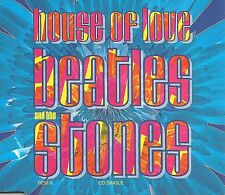 Guy Chadwick HOUSE OF LOVE Beatles and the Stones REMIX & 2 UNRELEASED CD single