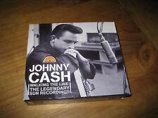 Johnny Cash – Walking The Line: The Legendary Sun Recordings 3CD BOX