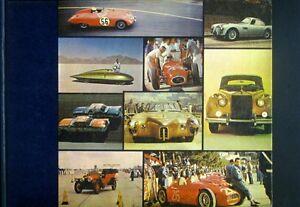 Automobile Quarterly - Hardcover Magazine Vol. 1 No.1- Spring, 1962 FIRST ISSUE