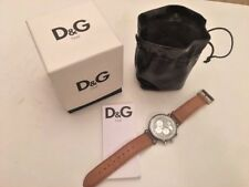D&G  - Dolce  & Gabbana Men's Time Watch - NEW