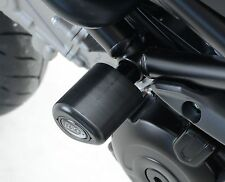 Suzuki SV650 2016 R&G Racing Aero Crash Protectors CP0255BL Black