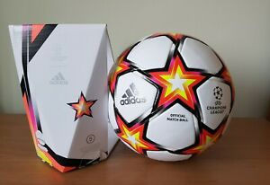 Adidas Finale 21 Official Match Ball - UEFA Champions League 2021 - RRP £120!
