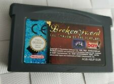 Nintendo Game Boy Advance GBA Broken Sword - The Shadow of the Templars