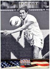 Kelley O'Hara #63  Americana Heroes And Legends 2012 Panini Trade Card (C2180)