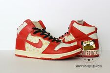 2003 Nike Dunk High Pro SB Supreme sz 10.5 varsity red used | TRUSTED SELLER