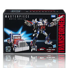 100% Takara Transformers Masterpiece MPM-04 Optimus Prime Action Figure NEW