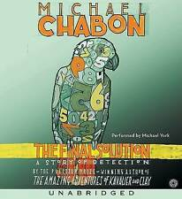 NEW The Final Solution CD: A Story of Detection by Michael Chabon