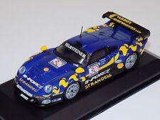 1/43 Minichamps Porsche 911 GT1 FIA GT Series 1997 Blue Coral