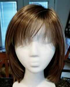 BRAND NEW Noriko ALVA Wig in ALMOND SPICE