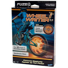 Fuze Wheel Writer Bike Led Light Bicycle Accessory images & animations iOS Devic