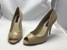 Steve Madden Shoes 10 Taupe 08M12A4 NIB
