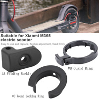 Folding Buckle,Guard Ring,Round Lock Ring For Xiaomi Mijia M365 E-Scooter Parts