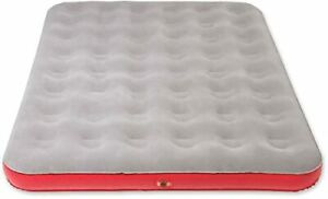 Coleman Soft Plush Top Inflated Quickbed , Queen