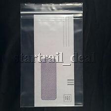 "1000 4 x 6"" 4Mil Clear Reclosable Resealable Ziplock Zipper Poly Plastic Bags"