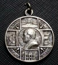 1925 POPE PIUS XI Anno Santo RARE HOLY YEAR  RELIGIOUS MEDAL by KISSING
