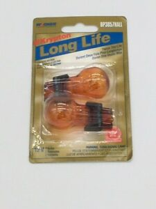 Wagner Krypton Amber Bulb BP3057NALL Long Life Parking Turn Signal