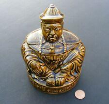 Vintage Sadler Ceramic of Chinese Man Tea Caddy Design No.971334 1970s