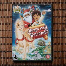 DIEGO REDT KERSTMIS!  - DVD