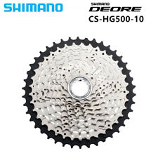 SHIMANO DEORE M6000 HG500-10 Cassette   bicycle freewheel Deore 11 - 42T