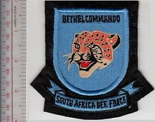 South Africa Defence Force SADF Army Bethel Commando Special Forces