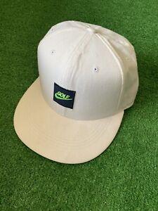 Nike Air Golf Classic 99 Sportswear Hat Unisex 1Size Snapback White DH2423-101