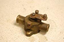 MG Midget Austin Healey Sprite Heater water shut off valve